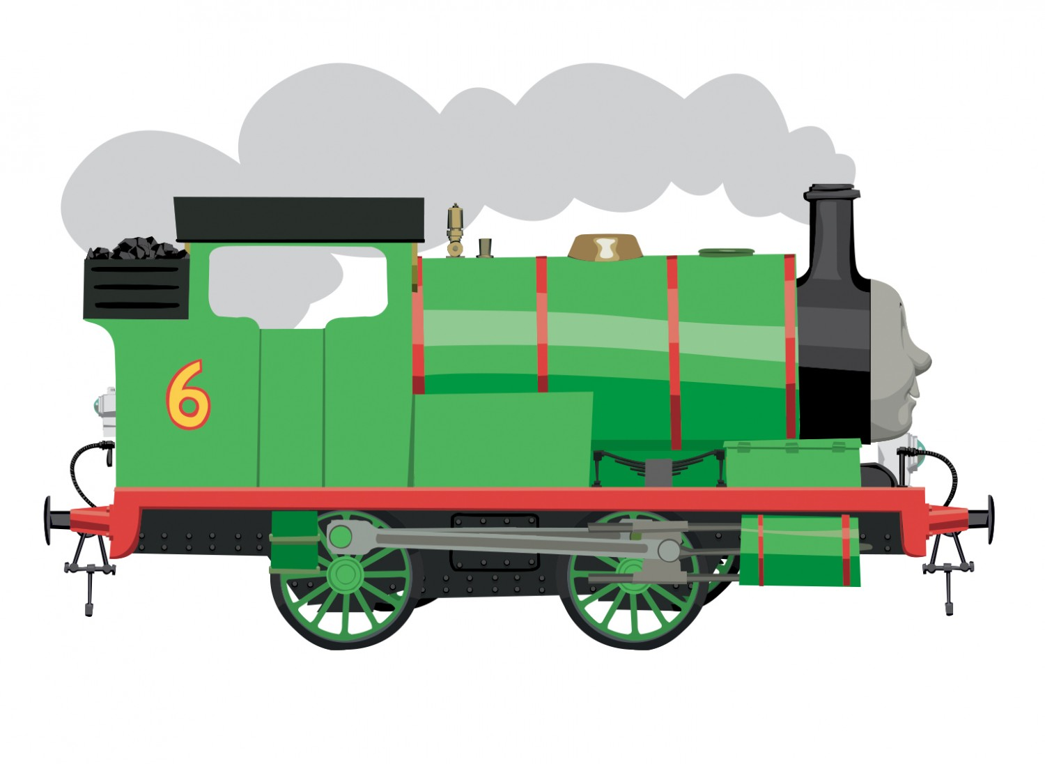 Percy Side View