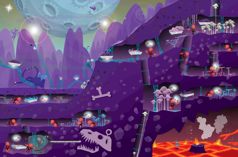 Alien Underground