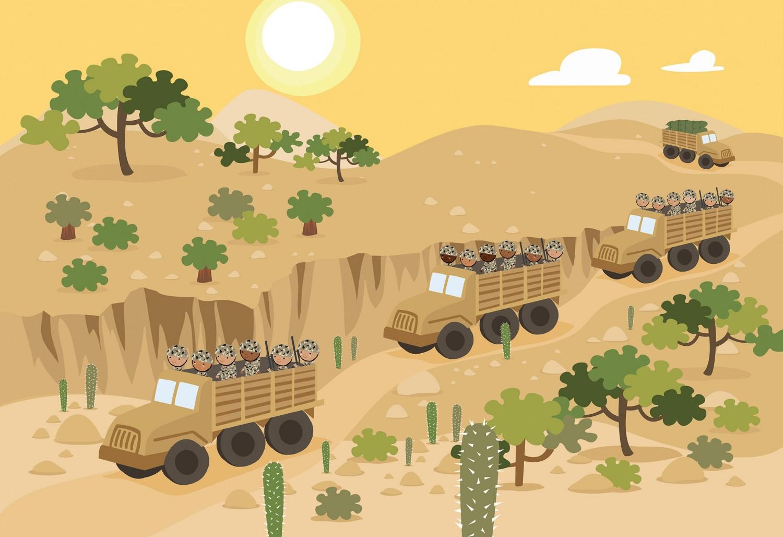 Soldiers' Desert