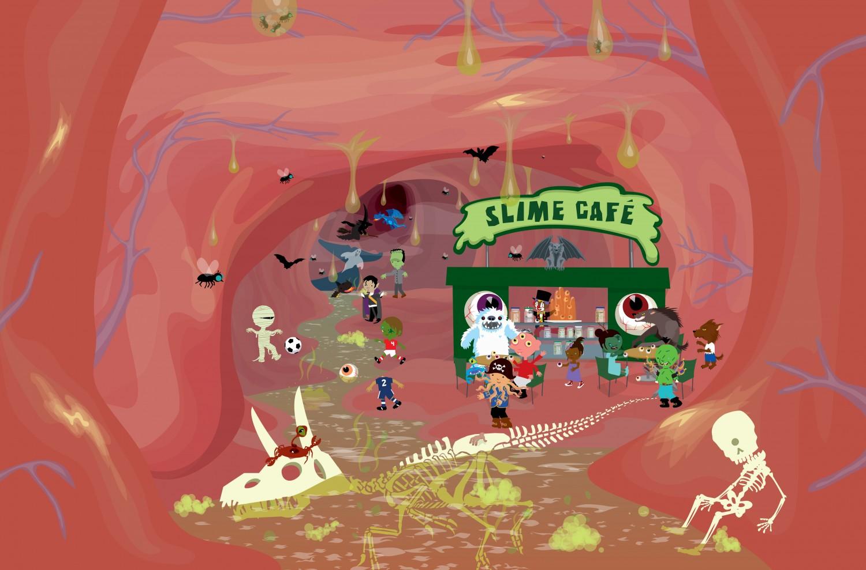 Slime Café