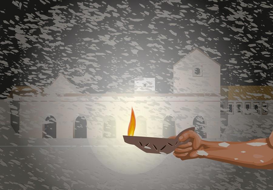 Pompeii Darkness