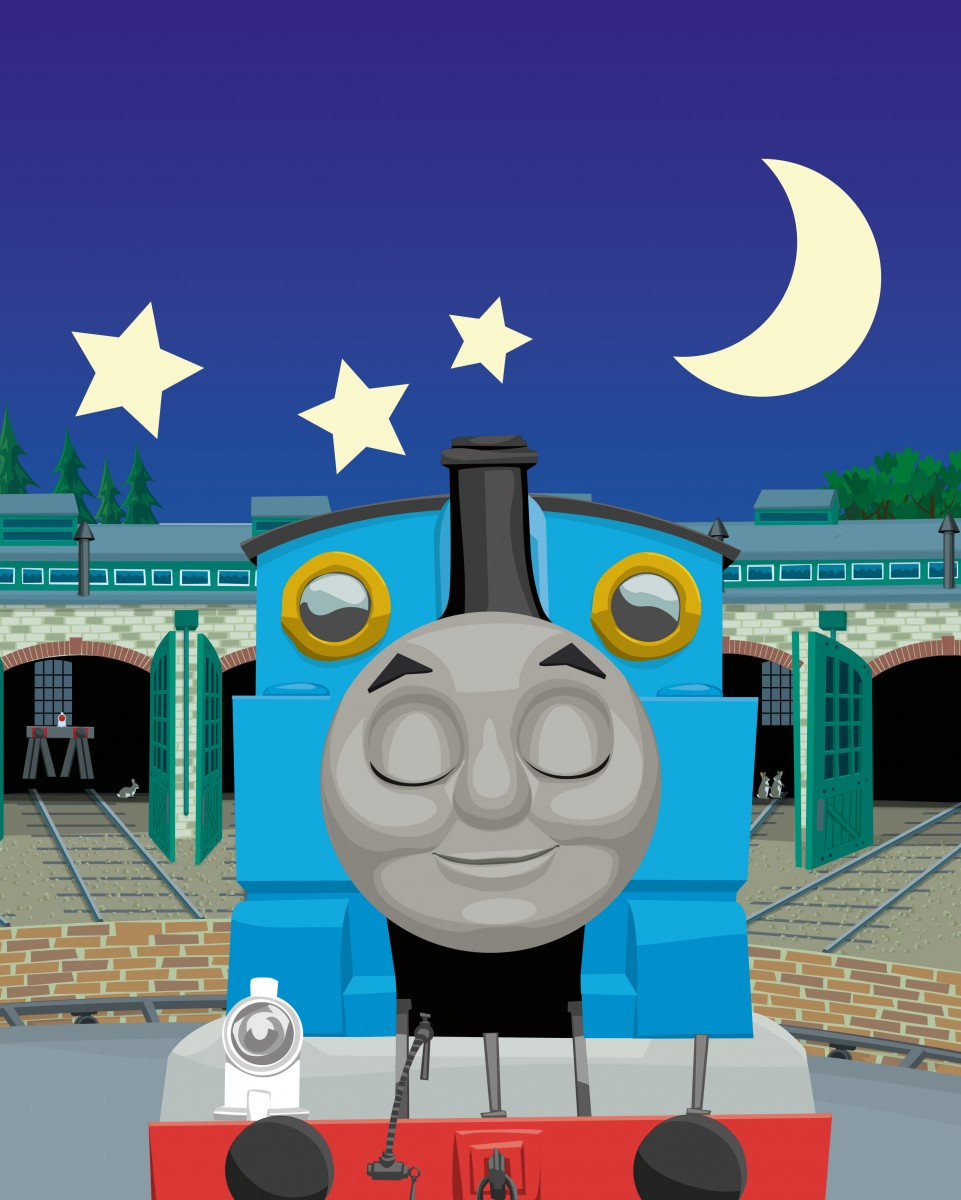 Thomas Sleeps