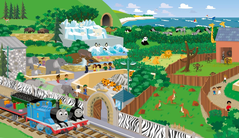 Sodor Zoo