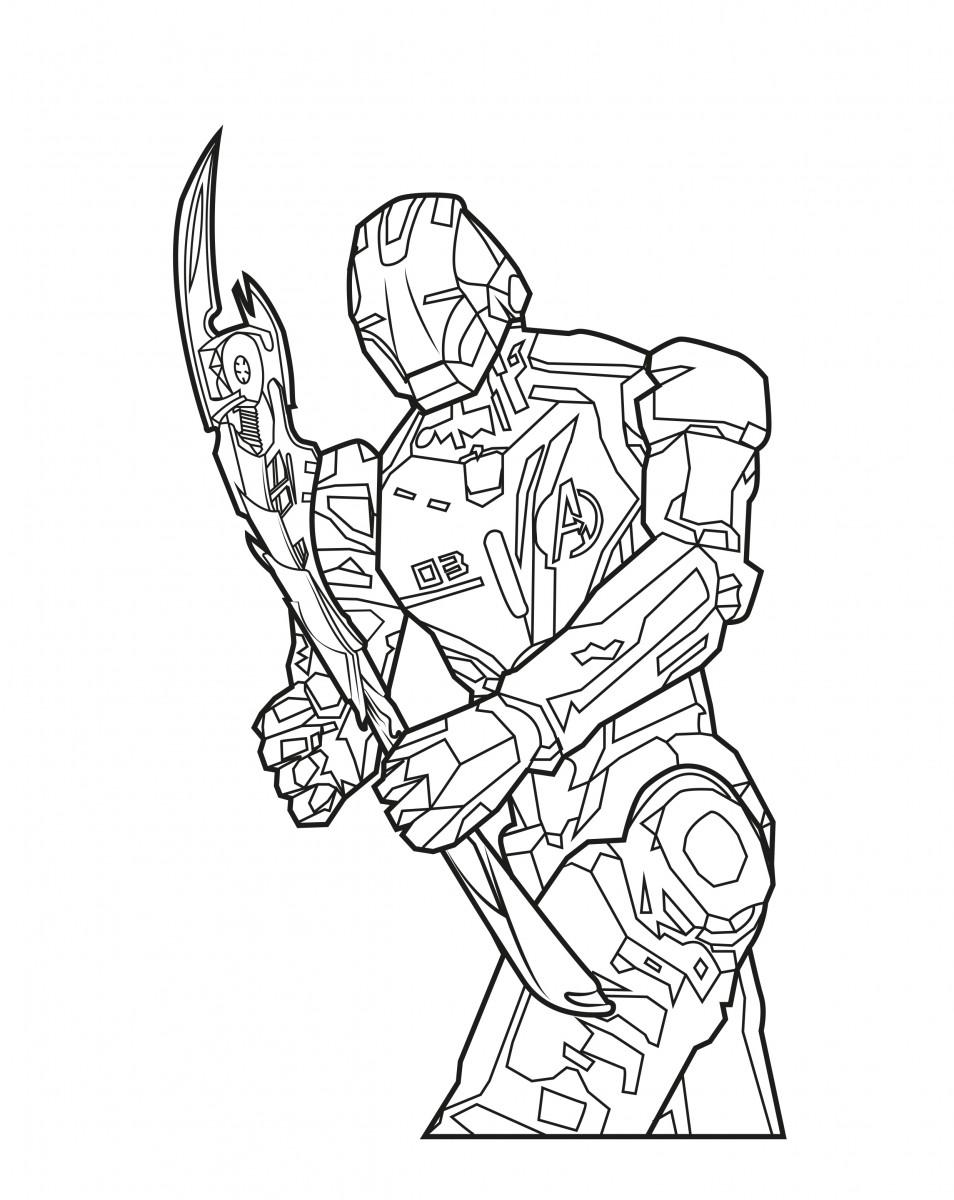 Iron Legion Suit